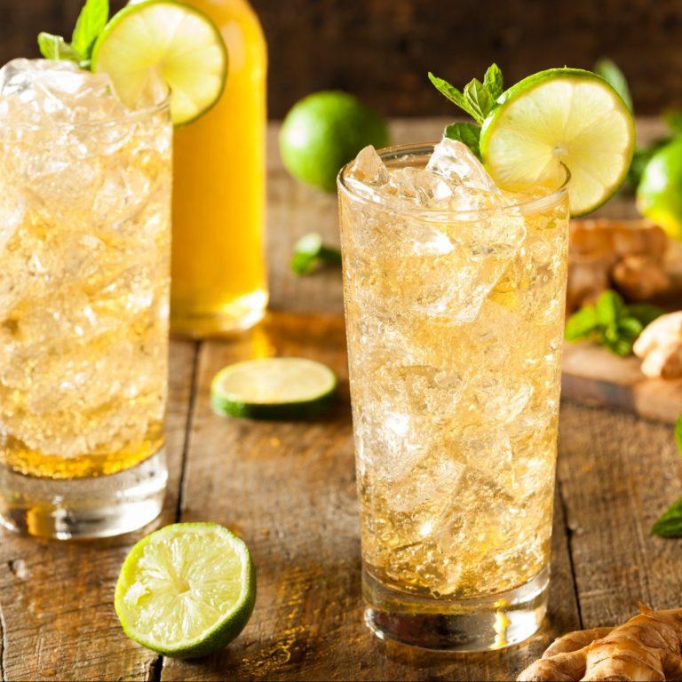 Cocktail de Rum Beach House Spiced