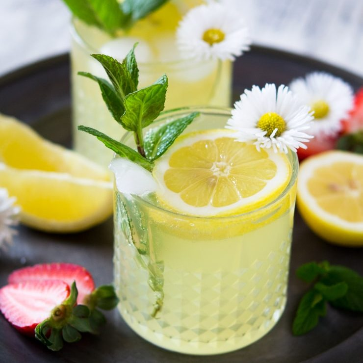 Cocktail Limoncello