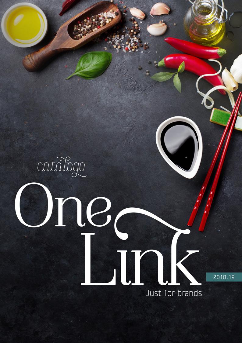 Catálogo Onelink 2018/19