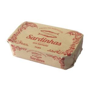 Sardinhas em Tomate bySocilink 120g