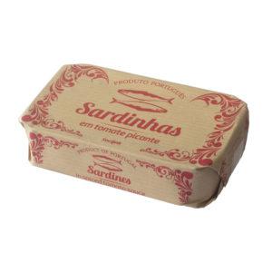 Sardinhas em Tomate Picante bySocilink 125g