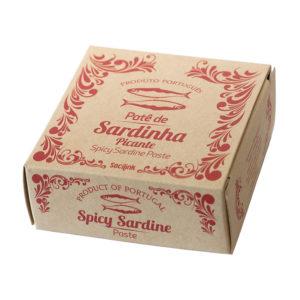 bySocilink Spicy Sardine Paste 65g