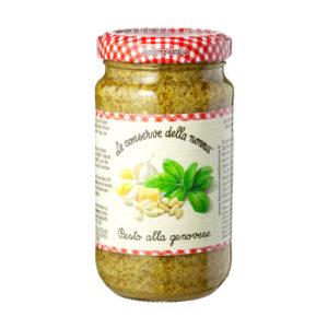 Le Conserve della Nonna Green Pesto Free From Allergens  185g