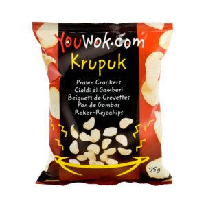 Crackers Camarão Youwok 75g