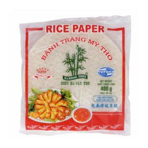 Rice Paper 22cm Deep Fry 400g