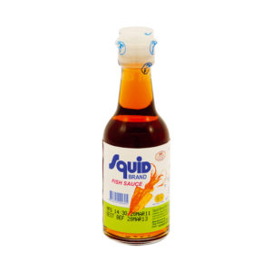 Squid Fish sauce 60ml