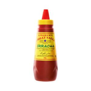 Molho de Chilli Sriracha Linghams 308g