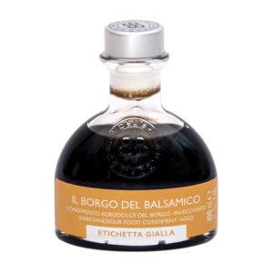 Il Borgo del Balsamico Yellow Label Balsamic Condiment  100ml