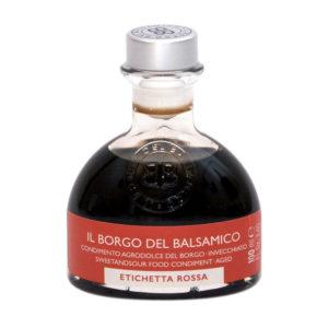 Condimento Balsâmico Red Il Borgo del Balsamico 100ml