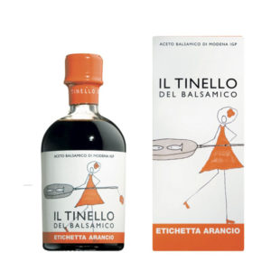 Il Tinello del Balsamico Orange Label Balsamic Vinegar of Modena IGP  250ml