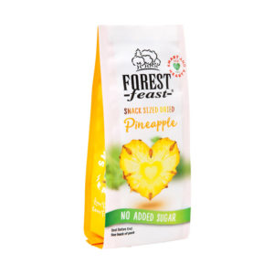 Forest Feast Dried Pineapple 80g
