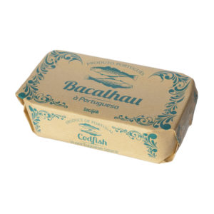 bySocilink Codfish in Portuguese Style Sauce 120g