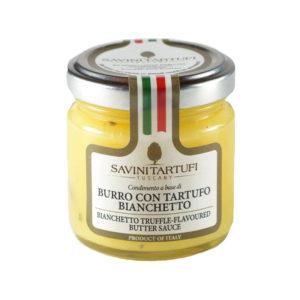 Manteiga com Trufas Bianchetto Savini 80g