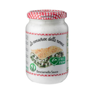 Le Conserve della Nonna Béchamel Sauce Free from Allergens  340g