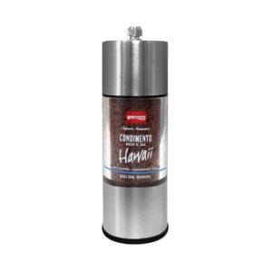 Montosco Hawaiian Red Salt Condiment Small-size Grinder 105g