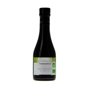 Delouis Organic Balsamic Vinegar of Modena 250ml