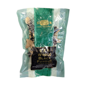 """Cogumelos """"Black Fungus"""" Jade Phoenix 50g"""
