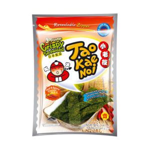 Taokaenoi Crispy Seaweed Hot & Spicy  32g