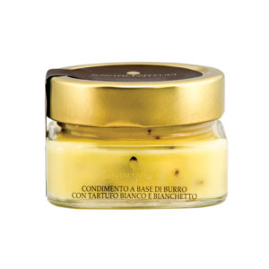 Savini Collezionne Bianchetto And White Truffle-flavoured Butter Sauce 100g