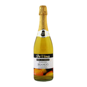 De Vina Sparkling  Mango Drink 750ml