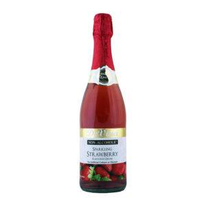 De Vina Sparkling  Strawberry Drink 750ml