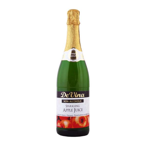 De Vina Sparkling Apple Drink 750ml