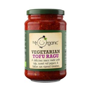 Ragu de Tofu Biológico Mr Organic 350g