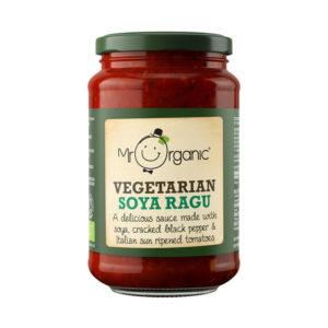 Ragu de Soja Biológico Mr Organic 350g