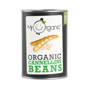 Mr Organic Cannellini Beans 400g