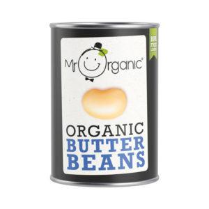 Mr Organic Giant White Beans 400g