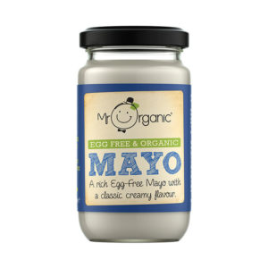 Mr Organic Egg free Mayonnaise 180g