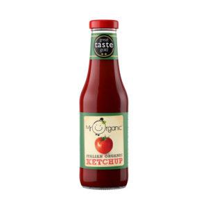 Ketchup Biológico Mr Organic 480g