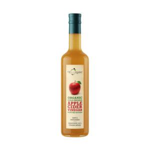 Vinagre de Sidra 100% com Mãe Biológico Mr Organic 500ml
