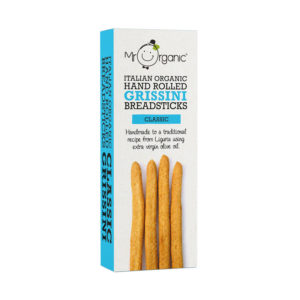 Mr Organic Classic Grissini Breadsticks 150g