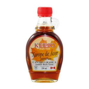 Syrup de Ácer Puro Keejo Ferme Vifranc 250ml