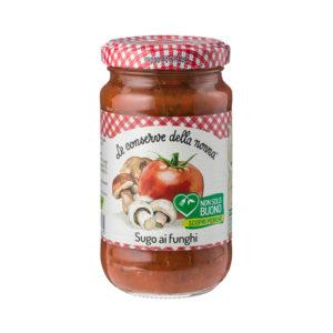 Le Conserve della Nonna Porcini Mushrooms Sauce 190g