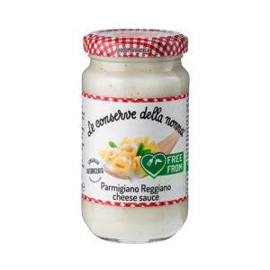 Le Conserve della Nonna White Sauce with Parmigiano Reggiano 190g