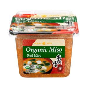 Pasta Miso Vermelha Biológica Hikari 500g