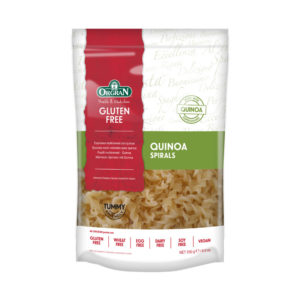 Orgran Quinoa Spirals Pasta 250g