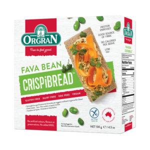 Orgran Lite Grain Crispbread 130g