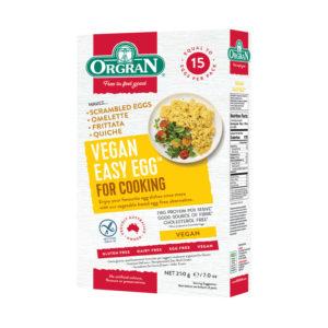 Orgran Egg Replacer Mix EASY EGG Vegan 250g