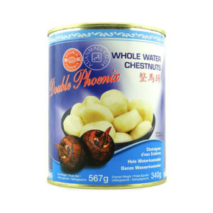 DP Water Chestnut Whole 567g
