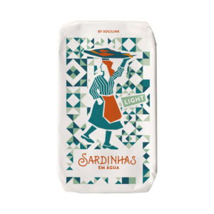 bySocilink Sardines in Water 120g