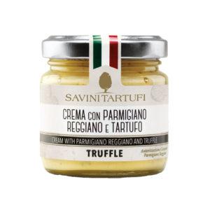 Savini Cream With Parmigiano Reggiano And Truffle  90g