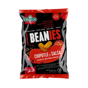 Orgran Beanies Chipotle and Salsa  80g