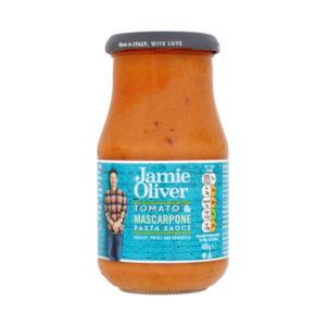 Molho para Massa de Tomate e Mascarpone Jamie Oliver 400g