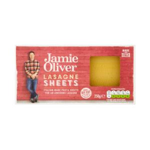 Massa Folhas Lasanha Jamie Oliver 250g