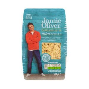 Massa Mini Conchas Conchigliette Jamie Oliver 500g