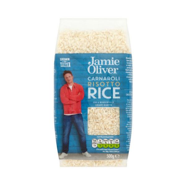 Arroz Carnaroli para Risoto Jamie Oliver 500g
