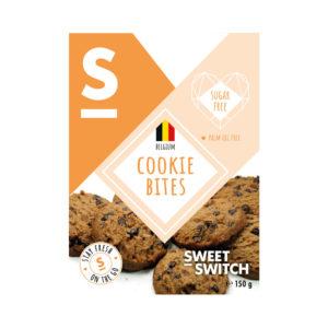 Sweet Switch Cookie Bites Sugar Free 150g